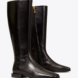 Square-Toe Knee Boot   Tory Burch (US)