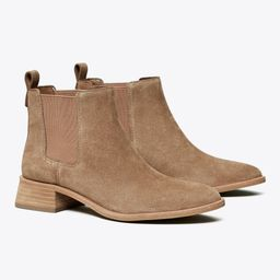 Suede Chelsea Boot   Tory Burch (US)