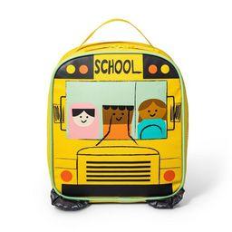 School Bus Lunch Bag - Christian Robinson x Target Yellow | Target