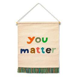 You Matter Hanging Canvas - Christian Robinson x Target | Target