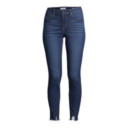 Sofia Jeans by Sofia Vergara Women's Rosa Curvy Super High Waist Skinny Ankle Jean | Walmart (US)