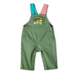 Baby Adaptive Kids-Print Overalls - Christian Robinson x Target Green | Target