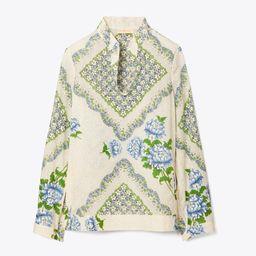 Printed Cotton Tunic | Tory Burch (US)