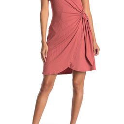 Flutter Sleeve Wrap Mini Dress | Nordstrom Rack