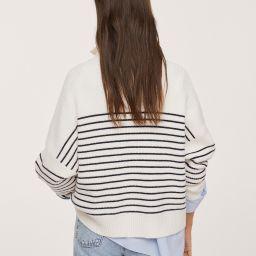 Search: striped knit sweater (9)   Mango USA   MANGO (US)