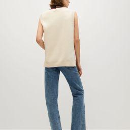 Search: Striped vest (5)   Mango USA   MANGO (US)