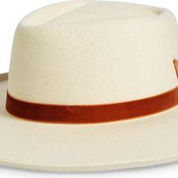 Val Diamond Crown Wool Hat | Nordstrom