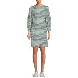 Time and Tru - Time and True Women's Sweatshirt Dress - Walmart.com   Walmart (US)