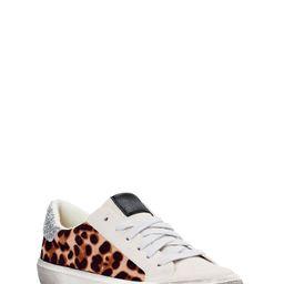 Scoop Women's Distressed Leopard Print Sneaker - Walmart.com | Walmart (US)