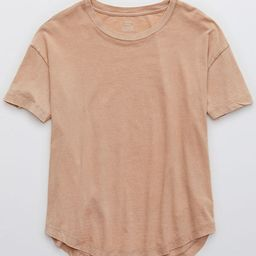 Aerie Distressed Boyfriend T-Shirt   American Eagle Outfitters (US & CA)