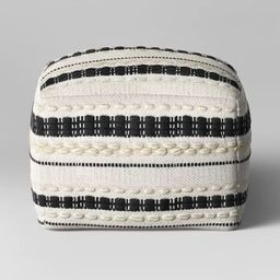 Lory Pouf Textured - Opalhouse™   Target