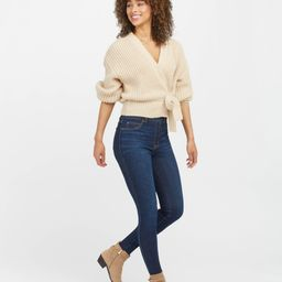 Ankle Skinny Jeans, Midnight Shade | Spanx