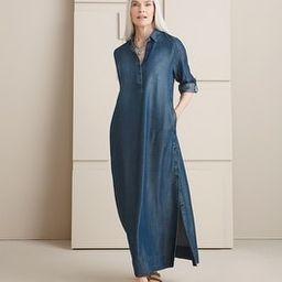 Side-Button Maxi Dress | Chico's