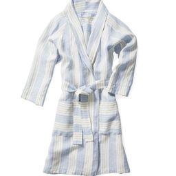 Porto Linen Robe | Serena and Lily