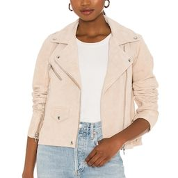 BLANKNYC Suede Moto Jacket in Sunday Drive from Revolve.com | Revolve Clothing (Global)