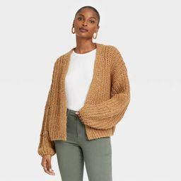 Women's Cardigan - Universal Thread™ Bubble | Target