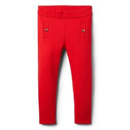 Button Ponte Pant | Janie and Jack