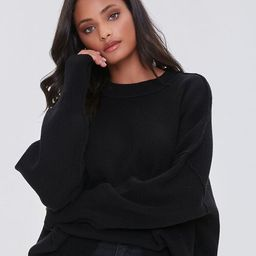 Dropped-Sleeve Sweater   Forever 21 (US)