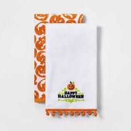 2pk Halloween Hand Towel Set - Hyde & EEK! Boutique™ | Target