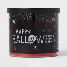 15oz Lidded Glass Jar Happy Halloween Candle - Hyde & EEK! Boutique™ | Target