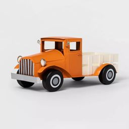 Large Harvest Metal Truck Decorative Prop - Hyde & EEK! Boutique™ | Target