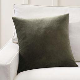 Everywhere Velvet Pillow Cover | Pottery Barn (US)