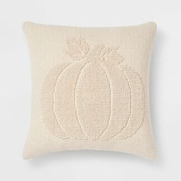 Loop Pumpkin Throw Pillow - Threshold™ | Target