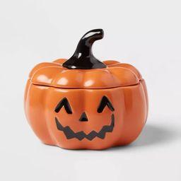 10oz Stoneware Pumpkin Candy Bowl - Threshold™ | Target