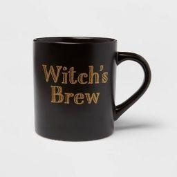 16oz Stoneware Witch's Brew Mug - Threshold™ | Target