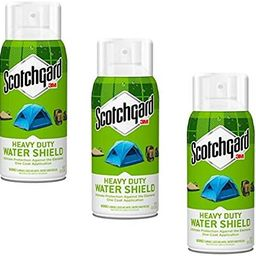 Scotchgard Outdoor Water Shield, 10.5-Ounce - 3 Pack | Amazon (US)
