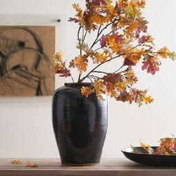 Faux Autumn Oak Branch | Pottery Barn (US)