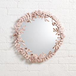 Flower Wall Mirror + Reviews | Crate & Kids | Crate & Barrel