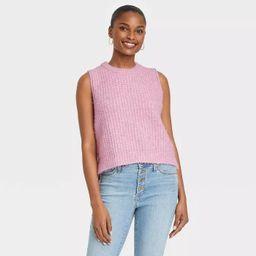 Women's Crewneck Sweater Vest - Universal Thread™ | Target