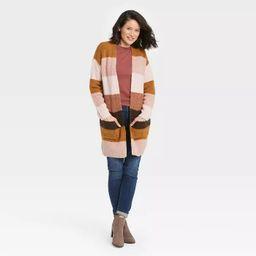 Women's Long Sleeve Cardigan - Knox Rose™ | Target