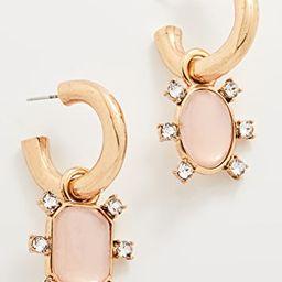 Hanging Stone Earrings | Shopbop