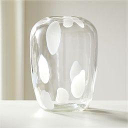 Voir Clear Glass Vase + Reviews | CB2 | CB2