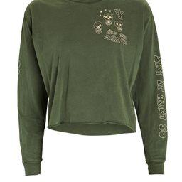 The Slouchie Long Sleeve T-Shirt | INTERMIX