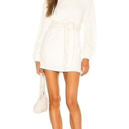 Edwin Mini Dress in White | Revolve Clothing (Global)