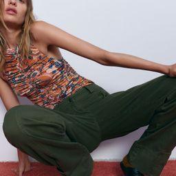 Briar Cotton Workwear Pant | A.L.C
