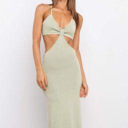 Hailey Dress - Green | Petal & Pup (US)
