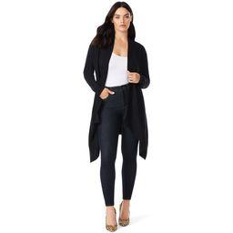 Sofia Jeans by Sofia Vergara Women's Waterfall Cardigan | Walmart (US)