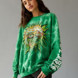 Sublime Sun Dye Tech Crew Neck Sweatshirt   Urban Outfitters (US and RoW)