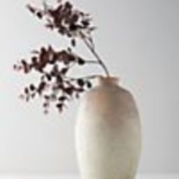 Faux Eucalyptus Spray, Burgundy | Anthropologie (US)