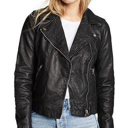 Black Leather Jacket | Shopbop