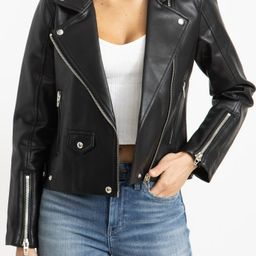 Leather Jacket, Fall Jacket, Moto Jacket, Madewell Leather Jacket | Nordstrom