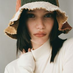 BDG Patchwork Corduroy Bucket Hat | Urban Outfitters (US and RoW)