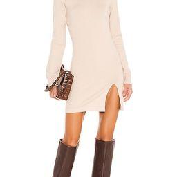 Tamarin Sweater Dress in Oat   Revolve Clothing (Global)