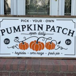 Pumpkin Patch | Etsy (US)
