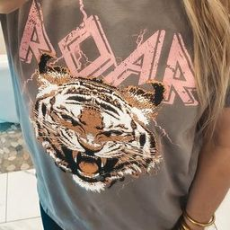 Roar Tiger Tee   Gunny Sack and Co