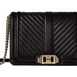 Chevron Quilted Small Love Crossbody   Zappos